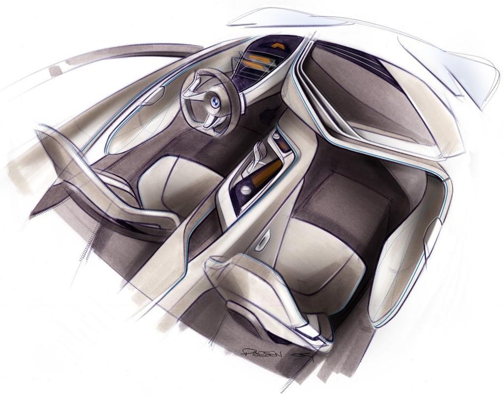 Foto de BMW Vision EfficientDynamics 2009 (19/92)