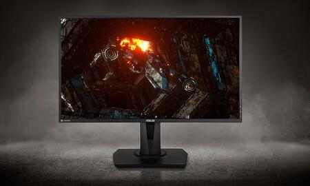 Altísimas prestaciones para tus partida con el monitor para jugar ASUS TUF Gaming VG279QM, ahora rebajado en Amazon a 369,99 euros