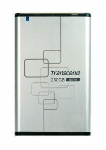 Transcend StoreJet 2.5. de 250 GB ya a la venta
