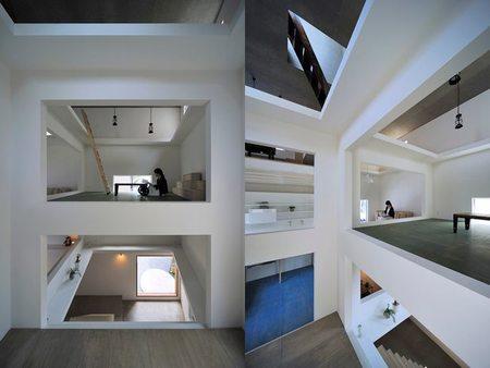 Casa estantería 4