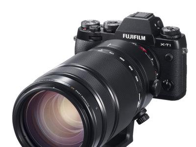 Fujifilm presenta el zoom XF 100-400mm y otras renovaciones