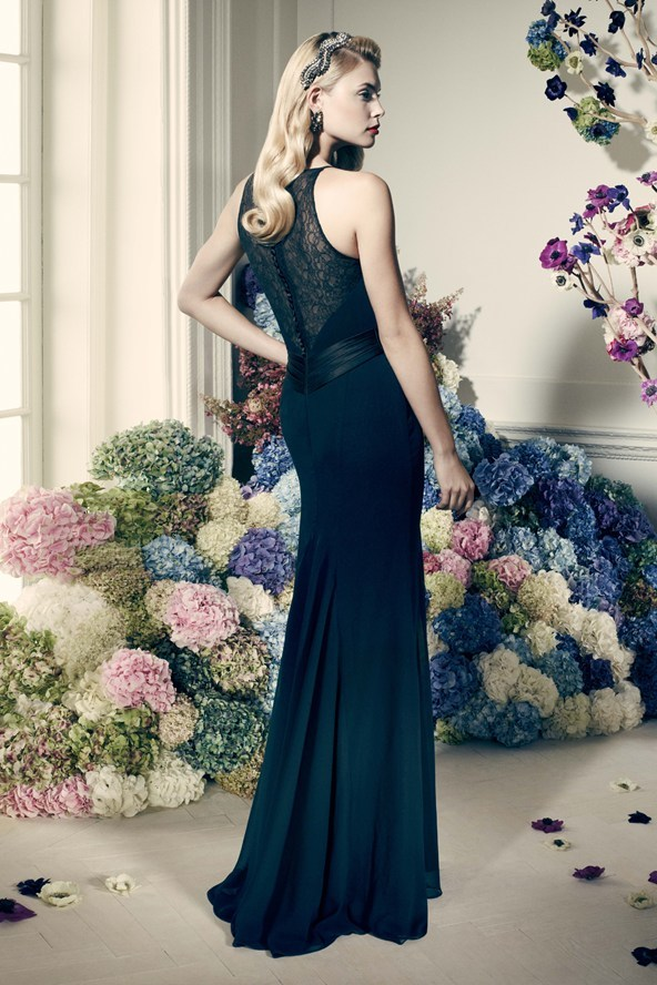 Zac Posen para David's Bridal colección novias Primavera-Verano 2014