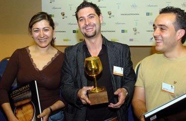David Seijas, Nariz de Oro 2006