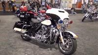 La California Highway Patrol vuelve a conducir Harley-Davidson