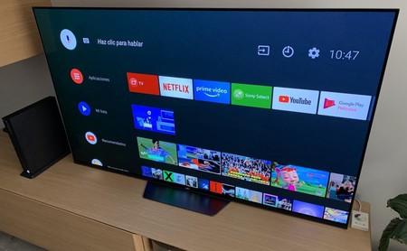 Sony reanuda el despliegue de la actualización que lleva Oreo a sus televisores basados en Android TV