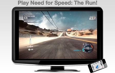 Utiliza tu dispositivo iOS como mando en tus juegos de coches