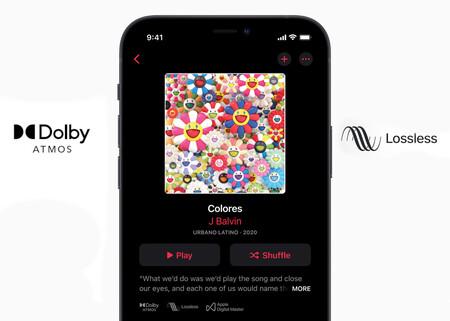 Cómo activar y utilizar el Audio Espacial y el sonido Lossless de Apple Music en nuestro iPhone, iPad o Mac