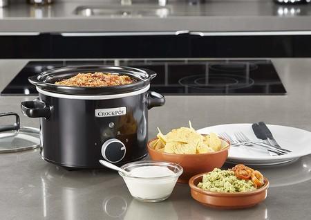 Oferta Flash: olla de cocción lenta Crock-Pot CSC046X por 27,39 euros y envío gratis
