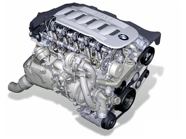 Motor Diesel BMW