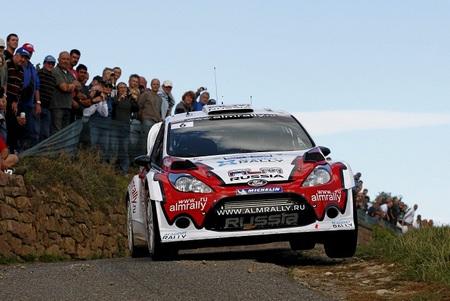John Powell, novedad de M-Sport en el Rally Catalunya