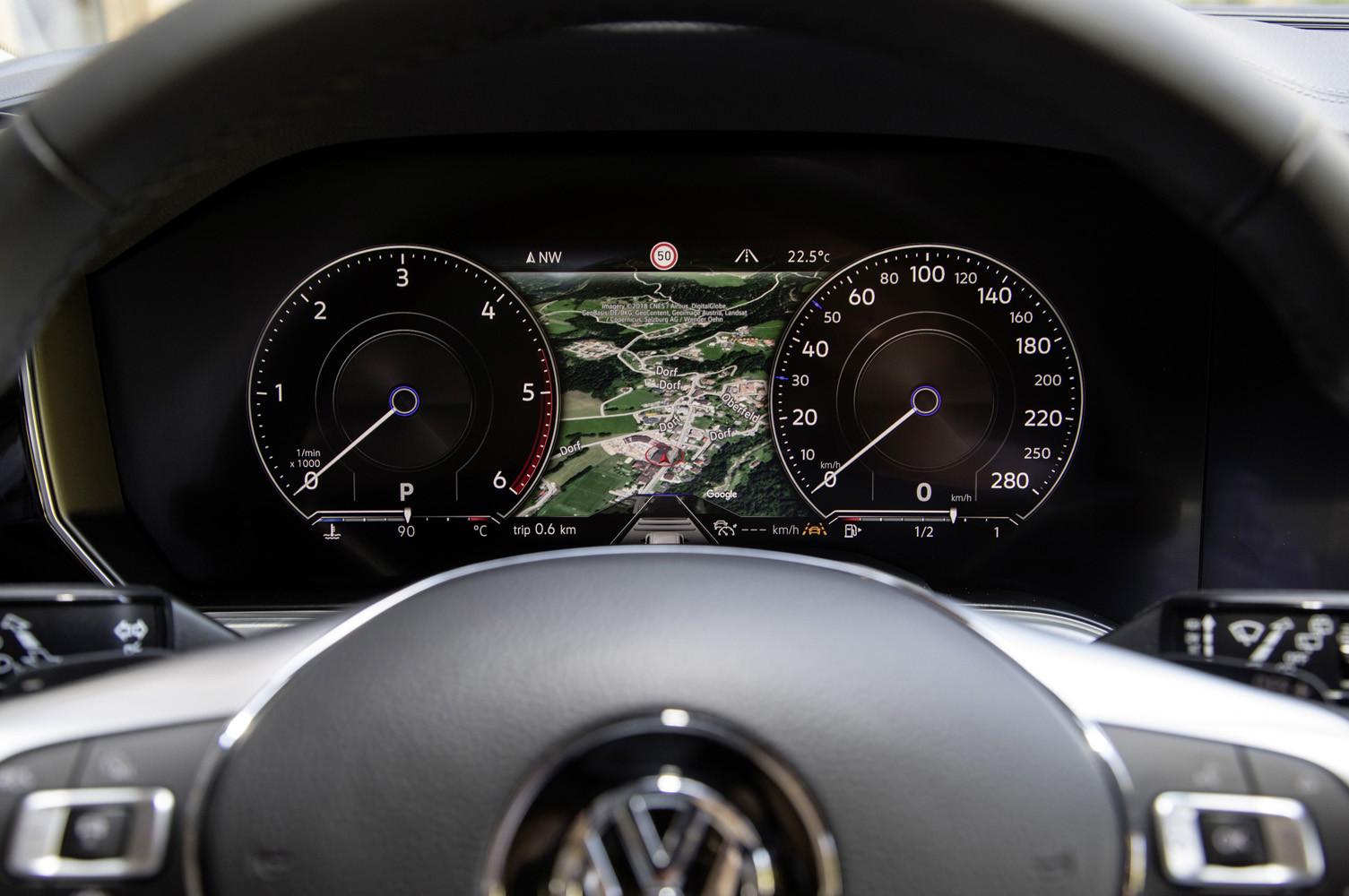 Foto de Volkswagen Touareg 2018, toma de contacto (77/83)