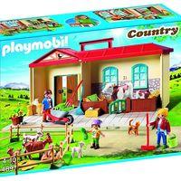 5 juguetes rebajados en Amazon de marcas como Barbie, Lego o Playmobil