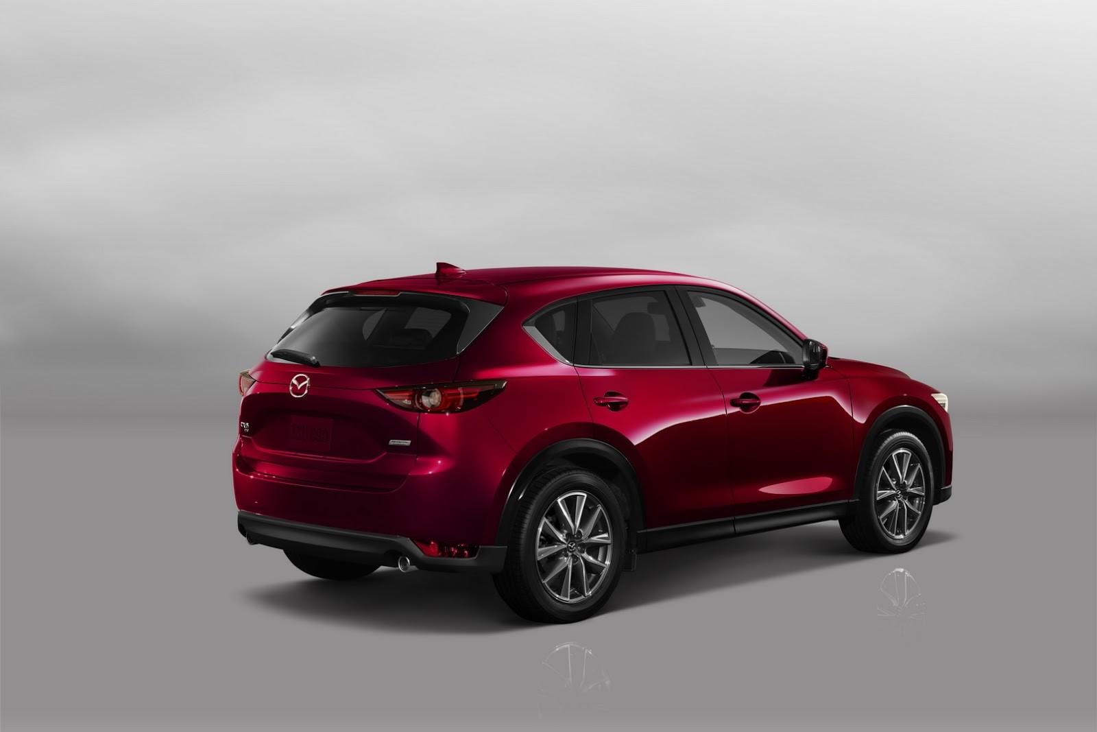 Foto de Mazda CX-5 2018 (19/39)