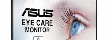Monitor FullHD de 27 pulgadas Asus por sólo 150 euros en AliExpress Plaza con este cupón