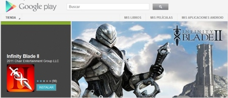 Infinity blade android apk full | Free Download Infinity Blade Saga