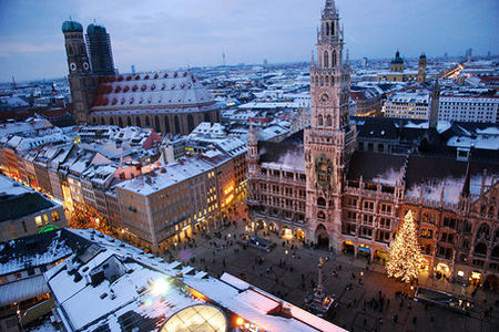 Navidad lectores Munich