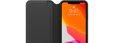 La funda Apple Leather Folio para el iPhone 11 Pro Max es un chollazo en Amazon: súper rebajada más de 110 euros
