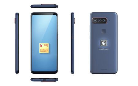 Qualcomm Smartphone Oficial Caracteristicas Tecnicas