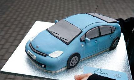 10 años del Toyota Prius