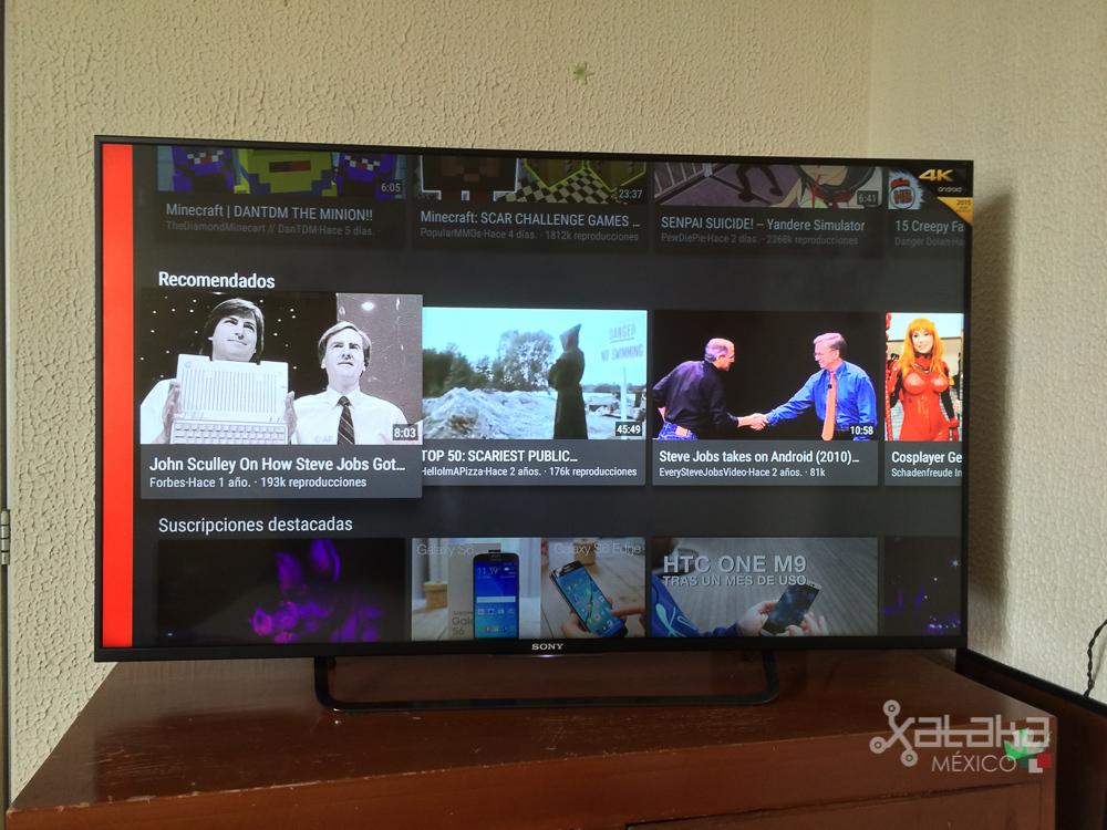 Foto de Interfaz Android TV (4/27)