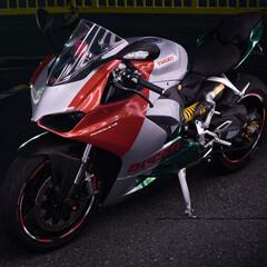 Foto 9 de 13 de la galería ducati-panigale-v2-tricolore-2021 en Motorpasion Moto