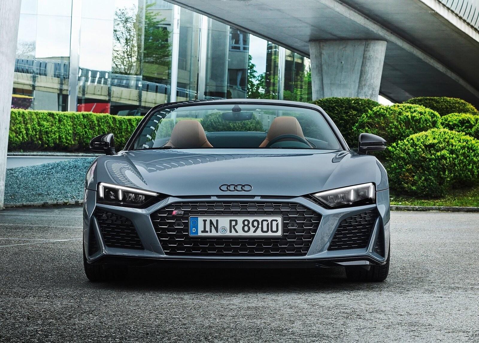 Foto de Audi R8 V10 Performance RWD (5/21)