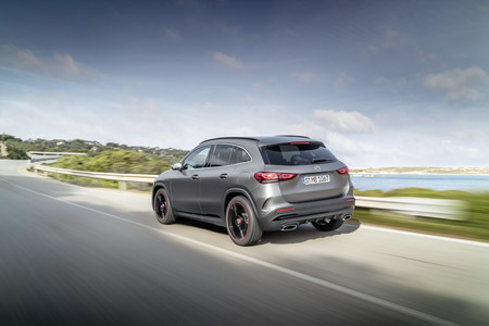 Mercedes Benz Gla 2021 5