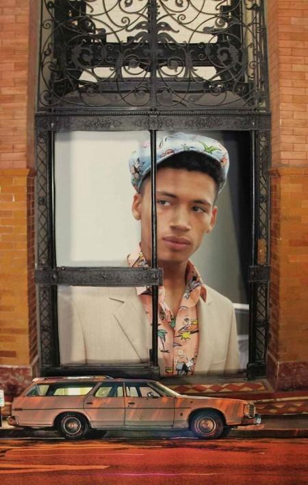 Foto de 'Real fantasies', una nueva campaña de Prada para este verano (10/13)