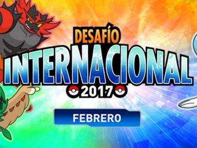 ¡No te olvides de participar en el Desafío Internacional Pokémon de febrero 2017!