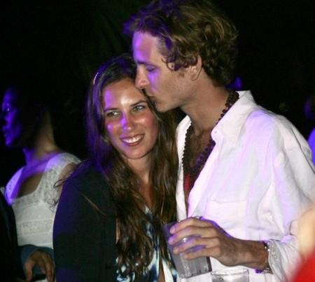 Tatiana Santo Domingo y Andrea Casiraghi fijan su ...