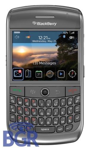BlackBerry Gemini 9300, la Curve con 3G