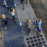El primer carril bici solar está generando más energía de lo esperado: SolaRoad