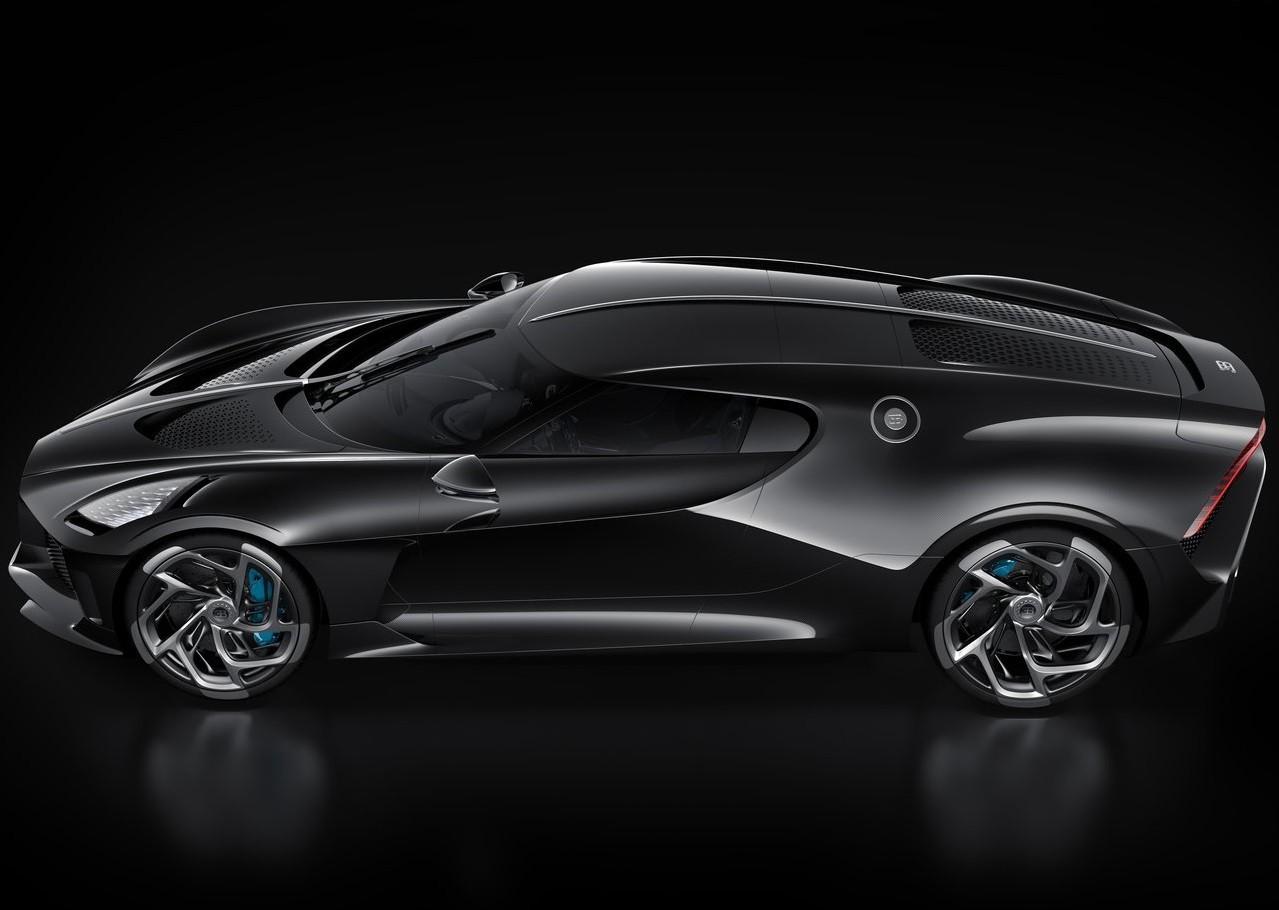 Foto de Bugatti La Voiture Noire (14/28)