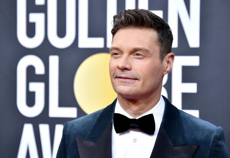 Ryan Seacrest en azul y de terciopelo: el mejor looks ed los Golden Globes (hasta ahora)