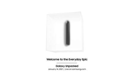 Samsung confirma nueva presentación para el 14 de enero: Samsung Galaxy S21 a la vista