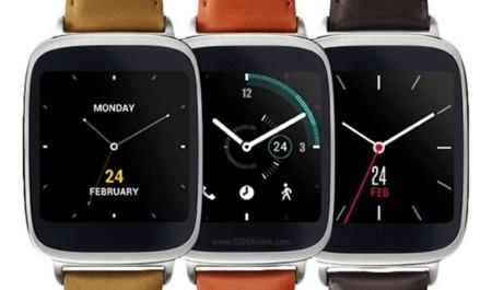 ASUS podría estar preparando su primer smartwatch circular