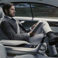 El Volvo Concept 26 es un concept-car con el que podrías ahorrar tiempo y ganar comodidad