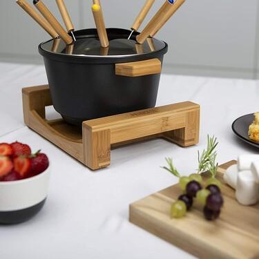 Las mejores fondues eléctricas para disfrutar de un delicioso queso fundido con la familia y amigos en casa
