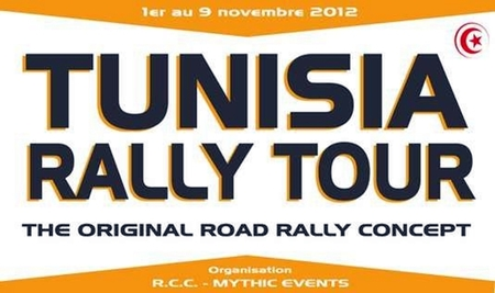 Cartel Tunisia Rally