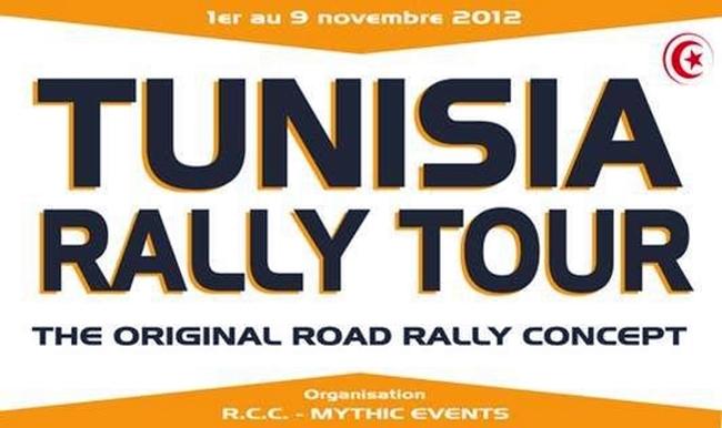 Cartel Tunisia Rally