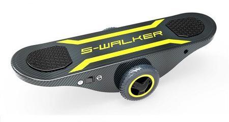 S-Walker: sistemas de movilidad personal