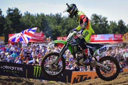 Max Anstie Mx2 Belgica 2015