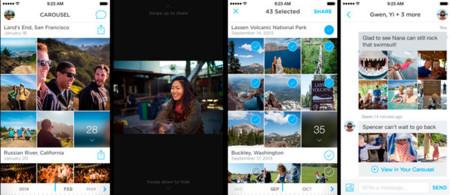 Carousel, el complemento ideal para los que usan Dropbox para guardar sus fotografías