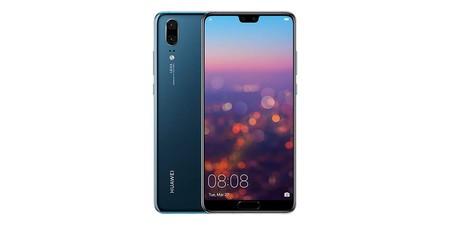 Hoy en Amazon nos dejan el Huawei P20 de 128 GB con funda de regalo por 399 euros