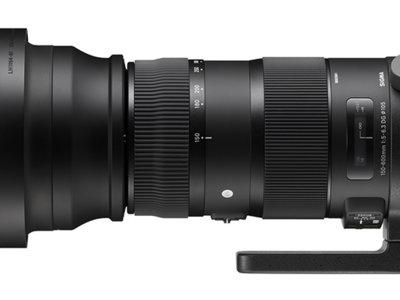 Sigma lanza dos kits para los objetivos 150-600 y un nuevo kit de la serie DP Quattro