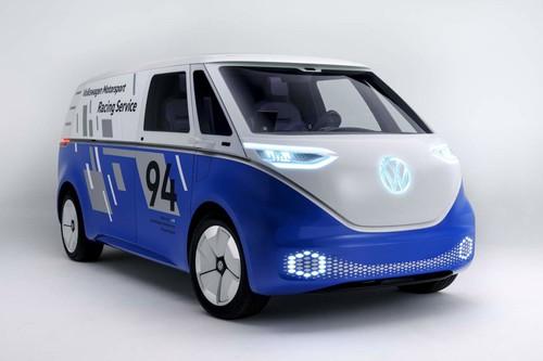 El Volkswagen I.D. Buzz podría llegar antes de lo esperado en su versión Cargo