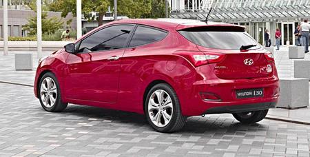 Hyundai i30 tres puertas