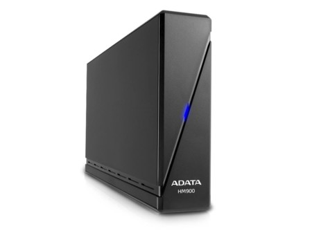 ADATA Ultra HD HM900, disco duro externo para entretenimiento de hasta 6TB