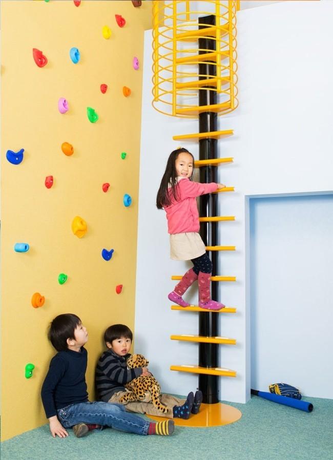 kidslofty escaleras seguras divertidas y coloristas para