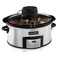 Chollo de Amazon en la olla de cocción lenta Crock-Pot AutoStir CSC012X de 5,7 litros: ahora puede ser nuestra por 65,20 euros